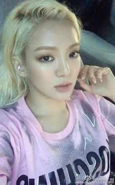 """hyoyeon_gg: #BorntobeWild#"""