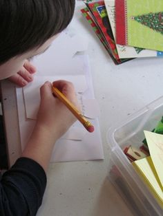 Post image for 6 ways to encourage writing in preschool