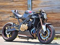 Honda CBR600 F2 Streetfighter