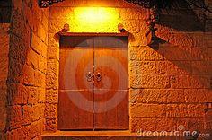 Chinese old door