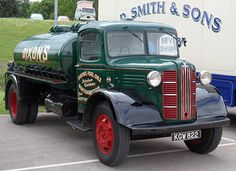 Vintage Austin tanker truck by satchfan1  Flickr Search: austin truck | Flickr - Photo Sharing!