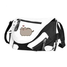 Pusheen School Bags Travel Shoulder Bag- Various designs