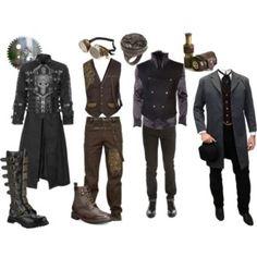 steampunk guys