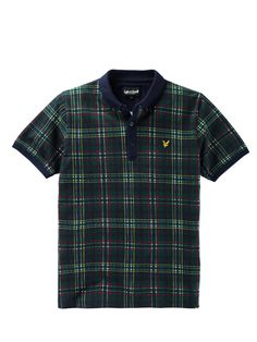 Lyle & Scott Autumn/Winter 2013 Tartan Collection: Homage To Scottish Heritage & Tartan To Vintaged Modern Menswear Fashion