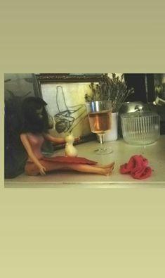 ©Marisa Tabti Barbie, Painting, Art, Art Background, Painting Art, Kunst, Paintings, Performing Arts, Painted Canvas
