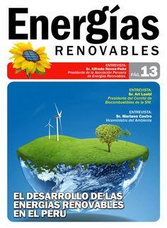 Portada Revista Energias Renovables