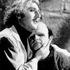 Young Frankenstein (1974) Gene Wilder & Peter Boyle