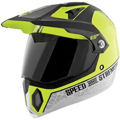 Speed And Strength® SS2500 Hell 'N Back™ - bike helmet, street bike, #BikerLife