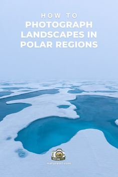 In this landscape photography tutorial learn how to photograph landscapes in Polar regions, including tips for taking care of your gear. Landscape Photography Tips, Photography Basics, Photography Tips For Beginners, Underwater Photography, Photography Tutorials, Photography Photos, Travel Photography, Landscape Pictures, Cool Landscapes
