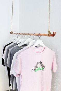 holz kleiderst nder selber bauen garderobe einrichtung laden pinterest st cke und kleiderb gel. Black Bedroom Furniture Sets. Home Design Ideas