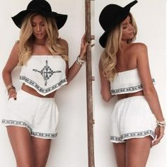 Love this boho style