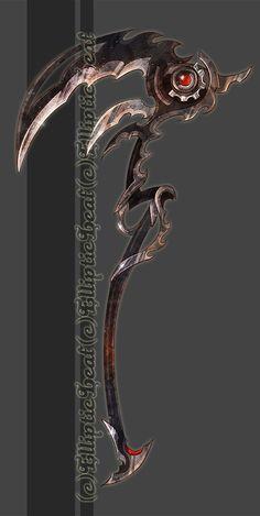 -WeaponAdoptable- Hepoth by EllipticAdopts.deviantart.com on @DeviantArt