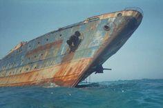American Star (SS America), Fuerteventura, Canary Islands