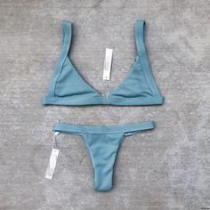 de5e51f958e bikini 2018 Sexy Swimwear Women Brazilian Bikini Set Biquini Summer Beach  Solid Swimsuit Maillot Push Up Bikini 17106