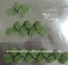 Cake decorating - Awesome place to see techniques