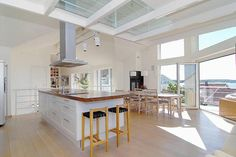 love the wooden floor and open space.