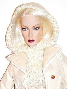 About Amanda Evert: Amanda Evert takes time from adventures in Peru to wear fashion white for the winter season.