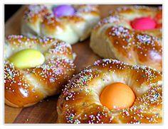 the Best Ideas for Italian Easter Bread Recipes . the Italian Dish Posts Italian Easter Bread Easter Bread Recipe, Easter Recipes, Holiday Recipes, Dessert Recipes, Easter Desserts, Desserts Diy, Candy Recipes, Brunch Recipes, Italian Easter Bread