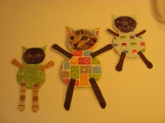 Space Invader Doing the Do Kitties by kittykittycupcake on Etsy, $15.00