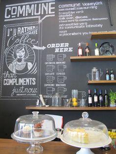 Commune cafe-bar
