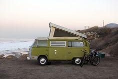 van-life:   Model: VW T2 Westfalia Location: Ventura, CA Photo: Foster Huntington