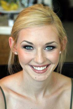wedding makeup green eyes - Google Search