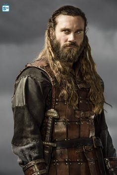 """Vikings S3 Clive Standen as """"Rollo"""""""