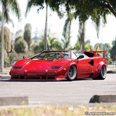 From car mechanic to Millionaire. BE ready Lamborghini Countach  #RePin by AT Social Media Marketing - Pinterest Marketing Specialists ATSocialMedia.co.uk
