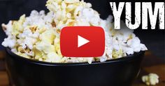 How To Make Microwave Popcorn From Scratch