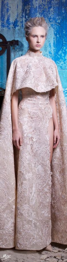 Fall 2016-2017 Haute Couture - Saiid Kobeisy