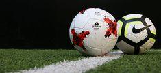 Balones fútbol 11. Adidas FEF Cometition y Nike Team Strike Football. Fotografía: Marcela Sansalvador para futbolmania.com