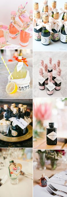 We can print foil labels, or stickers for any of these beautiful & unique wedding favours your guests will actually love including edible and drinkable gifts and fun and eco-friendly ideas - by Rock My Wedding. Alcohol Wedding Favors, Candy Wedding Favors, Wedding Gifts For Guests, Best Wedding Gifts, Wedding Favors For Guests, Unique Wedding Favors, Bridal Shower Favors, Unique Weddings, Rustic Wedding