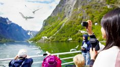 Apply for the #NorwayDreamJob and explore scenic #FjordNorway Photo: Morten Rakke/Flåm Utvikling as