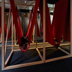 """Hassell and Draisci Studio create """"London's first sleeperie"""" to encourage daytime naps"""