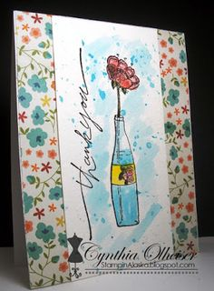 Stampin' In Alaska: Unity Friends with Flair