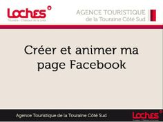 Atelier facebook - Emerick Boudon - Agence Touristique Touraine Côté Sud - 2014 Facebook, Fails, Centre, Google, Animation, Atelier, Social Media, Anime, Thread Spools