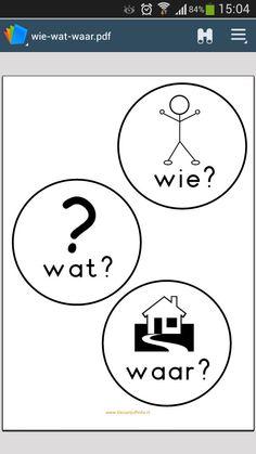Begr lezen - kleuters Alphabet Activities, Activities For Kids, Brain Dump Bullet Journal, Learn Dutch, Dutch Language, Letter T, Close Reading, Home Schooling, Pictogram