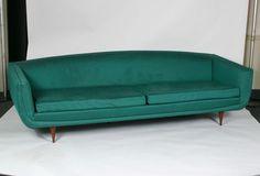 Selig Imperial Mid Century Danish Modern Sofa