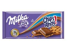 4 Bars of Milka Chips Ahoy Original Famous German Chocolate Chips Ahoy, Cadbury Chocolate, German Chocolate, Pyjama-party Essen, Gourmet Recipes, Snack Recipes, Wholesale Candy, Sleepover Food, Treats
