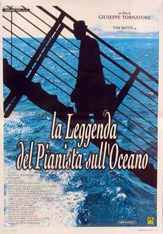 La leggenda del pianista sull'oceano, in onda sabato 25 agosto alle 18:20 su  Premium Emotion.