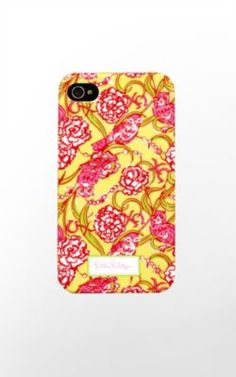 Chi Omega Lilly Phone Case @Ashlyn Gilbert McCurley