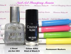 Jet Set, Nail Polish, Nails, Beauty, Beleza, Ongles, Nail Polishes, Manicures, Nail