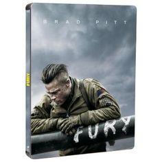 Fury Blu-Ray Steelbook