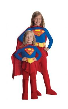 buy costumes online like the dc comics supergirl toddler child girls costume from australias leading costume shop - Heroes Halloween Costumes