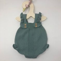 Baby Girl Romper Knitted Baby Clothes Baby Romper Christmas Gift Newborn Romper Overall Dress Photo Baby Dress Patterns, Baby Clothes Patterns, Frock Patterns, Baby Outfits, Gender Neutral Baby Clothes, Knitted Baby Clothes, Baby Girl Romper, Girls Rompers, Baby Knitting