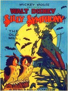 "disney cartoon poster 1931 | Mary Philbin is imprisoned by Lon Chaney aka ""The Phantom Of The ..."