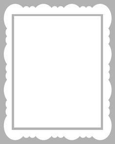 Free Framed Printables