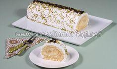 Kolay Muzlu Rulo Pasta Tarifi | Nurselin Evi I Nurselin Mutfağı I Yemek Tarifleri