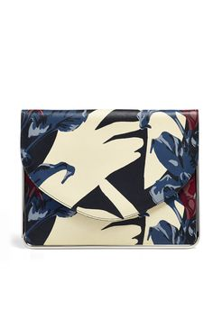 Surreal Clutch by Carven Accessories for $125 | Rent The Runway
