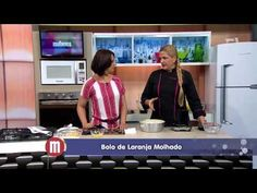 A Professora Elisabeth Teodoro nos ensina um delicioso bolo de laranja molhado | Blog da Mago